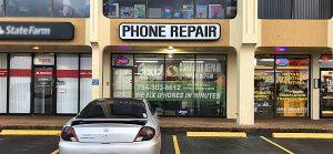 cell phone repair hollywood fl
